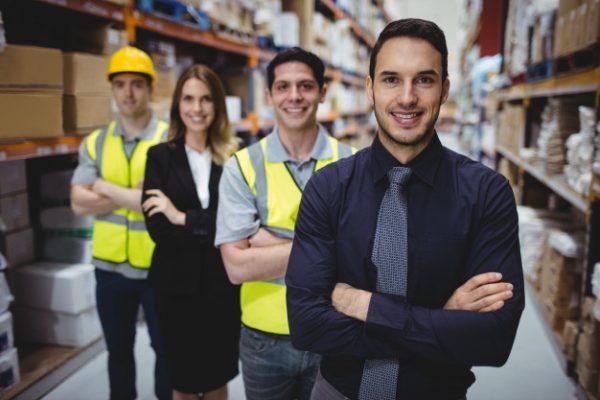 محیط کاری صنعتی