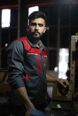 لباسکار در مشهد